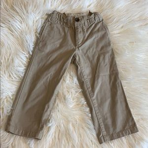 Baby Gap khakis for toddlers